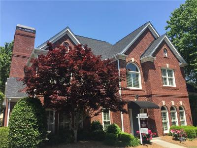 Brookhaven Single Family Home For Sale: 3727 Westbrooke Circle