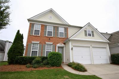 Alpharetta GA Condo/Townhouse Sold: $282,000