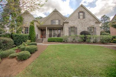 Buford Single Family Home For Sale: 2898 Hidden Falls Drive