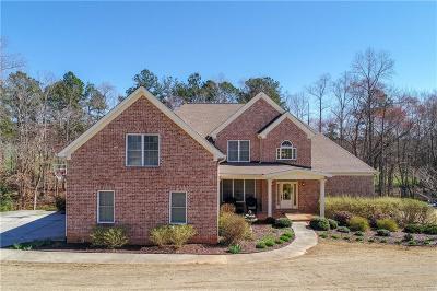 Dawsonville Single Family Home For Sale: 446 Gold Bullion Drive W