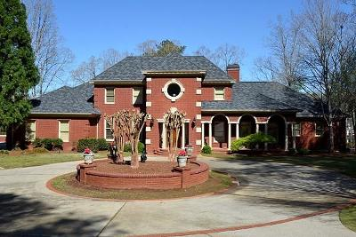 Suwanee Single Family Home For Sale: 4550 Colony Point