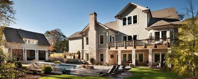 Milton GA Single Family Home For Sale: $1,725,000