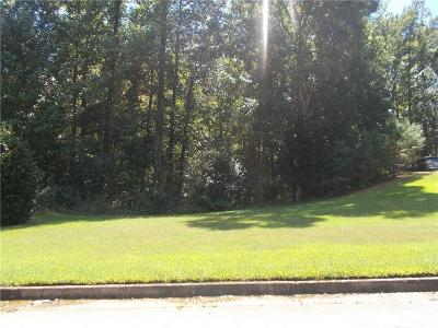 Douglasville Residential Lots & Land For Sale: 15 Legend Creek Terrace