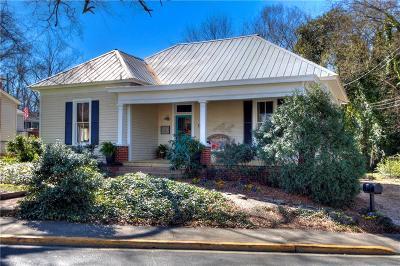 Cartersville Single Family Home For Sale: 218 Leake Street