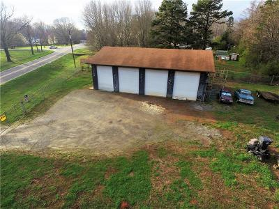 Banks County Commercial For Sale: 5526 Hwy 51 S