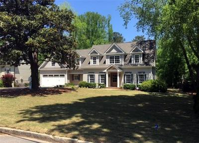 Atlanta GA Single Family Home For Sale: $1,429,000