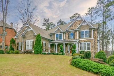 Forsyth County Single Family Home For Sale: 2920 Creek Tree Lane