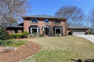 Roswell Single Family Home For Sale: 235 Mountain Point