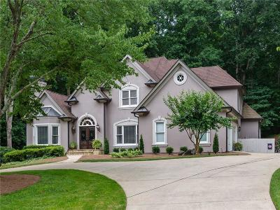 Roswell Single Family Home For Sale: 12960 Bucksport Drive