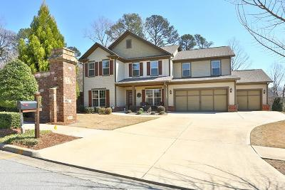 Lilburn Single Family Home For Sale: 2790 Terra View Drive SW