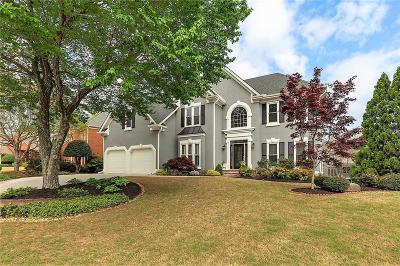 Peachtree Corners Single Family Home For Sale: 5077 Audley Lane