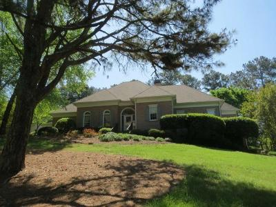 Forsyth County Single Family Home For Sale: 2689 Roanoke Road