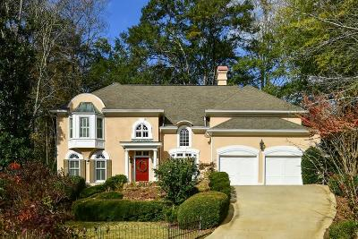Sandy Springs Single Family Home For Sale: 130 Laurian Way