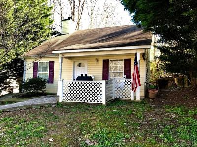 Cumming Single Family Home For Sale: 3465 Continental Drive