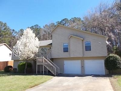Kennesaw Single Family Home For Sale: 3863 Nowlin Road NW