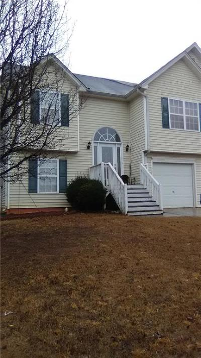 Carroll County, Coweta County, Douglas County, Haralson County, Heard County, Paulding County Single Family Home For Sale: 6653 Breckenridge Drive