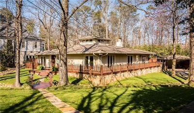 Sandy Springs Single Family Home For Sale: 775 Glenairy Drive