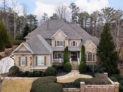 Roswell Single Family Home For Sale: 1025 Balmoral Lane