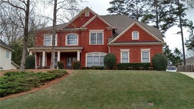 Buford Single Family Home For Sale: 4337 Sandy Branch Drive