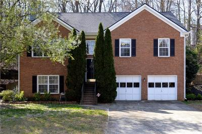Lawrenceville Single Family Home For Sale: 2070 Hedge Row