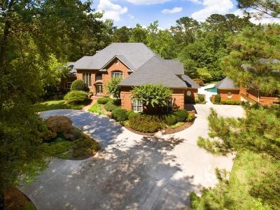 Roswell Single Family Home For Sale: 1035 Stonegate Court