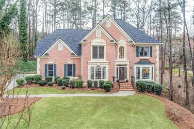 Alpharetta Single Family Home For Sale: 13395 Providence Lake Drive