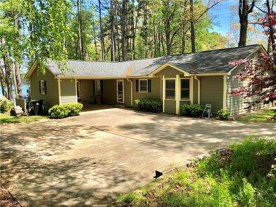 Buford Single Family Home For Sale: 6640 Garrett Road