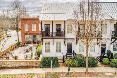 Cherokee County Condo/Townhouse For Sale: 222 Wheeler Street