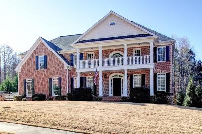 Cherokee County Single Family Home For Sale: 104 Ridge View Drive