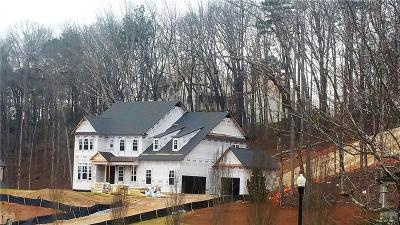Milton GA Single Family Home For Sale: $754,295