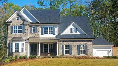 Milton  Single Family Home For Sale: 190 Milestone Trail