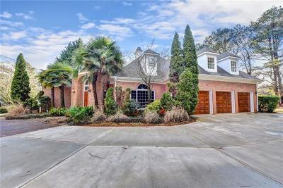 Johns Creek Single Family Home For Sale: 9320 Tailey Circle