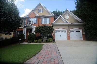 Smyrna Single Family Home For Sale: 3702 Tynemoore Trace SE