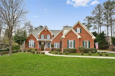 Suwanee Single Family Home For Sale: 4855 Moore Road