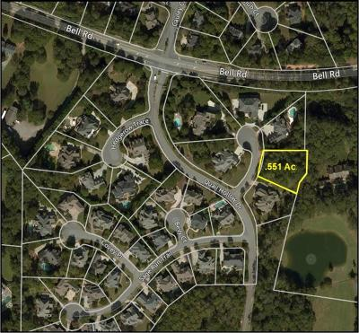 Johns Creek Residential Lots & Land For Sale: 215 Ruffed Grouse Way