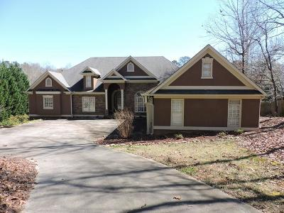Jonesboro Single Family Home For Sale: 8620 Canal Drive