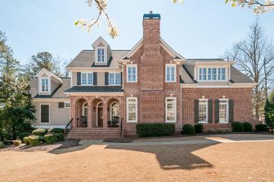 Milton  Single Family Home For Sale: 400 Gleneagle Terrace