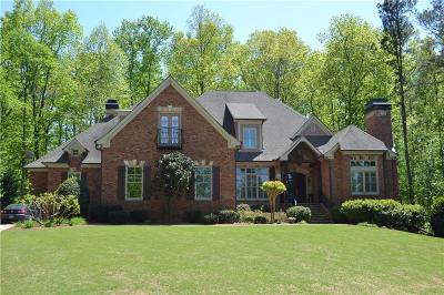 Cherokee County Single Family Home For Sale: 503 Ernest Court