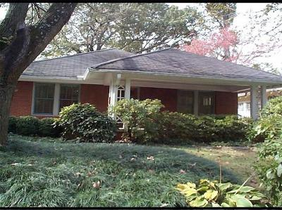 Virginia Highlands Single Family Home For Sale: 980 Todd Road NE