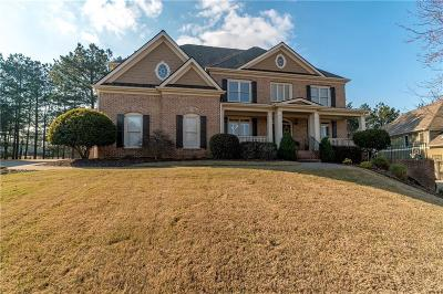 Acworth Single Family Home For Sale: 271 Applewood Lane
