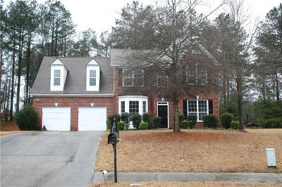 Powder Springs Single Family Home For Sale: 3620 Liberty Lane SW