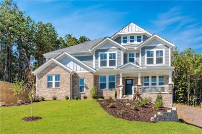 Cherokee County Single Family Home For Sale: 146 Millstone Manor Court