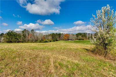 Acworth Land/Farm For Sale: 2300 Acworth Due West Road NW