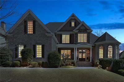 Single Family Home For Sale: 4034 Chapel Grove Drive