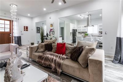 Single Family Home For Sale: 1805 Ellington Street