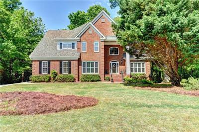 Grayson Single Family Home For Sale: 1475 Roanoke Trace