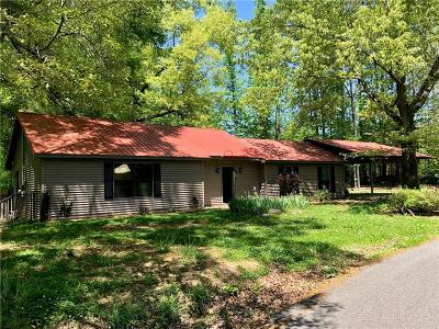 Acworth Single Family Home For Sale: 5900 Jacobs Road