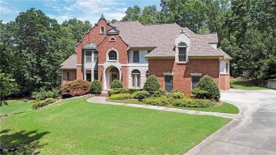 Roswell Single Family Home For Sale: 1765 Lum Crowe Road Extension