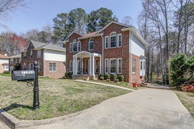 Alpharetta Single Family Home For Sale: 11235 Amy Frances Lane