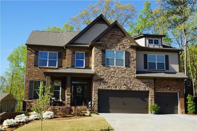 Forsyth County Single Family Home For Sale: 9040 Sunbury Place